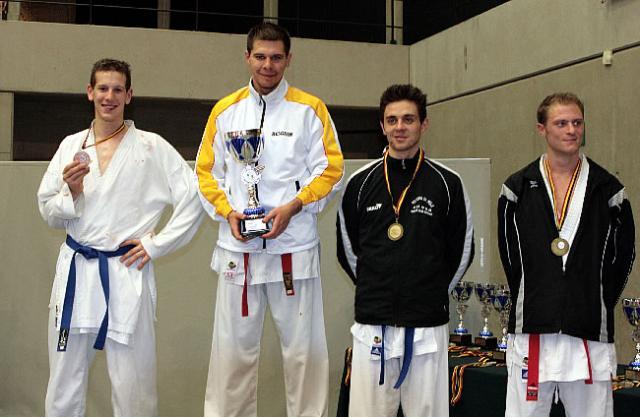 Vainqueur Open de Belgique