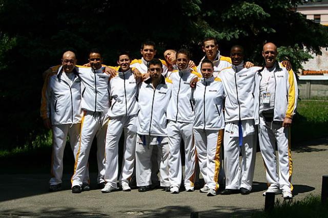 Championnat d'Europe 2009