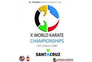 Mapa 2017 x wkf junior cadet and u21 championships october 25 29 santa cruz tenerife spain 001